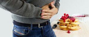 Bauchweh vor Nervösität